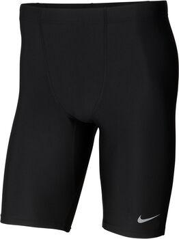 Nike 3/4 M NK FAST férfi rövidnadrág Férfiak fekete