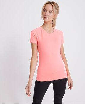 Superdry Training Essential női póló Nők narancssárga