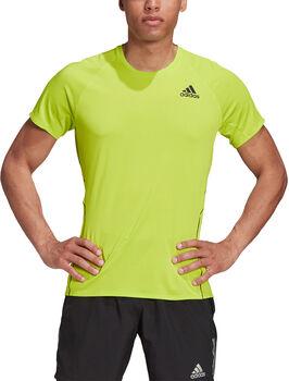 adidas ADI RUNNER TEE férfi futóing Férfiak zöld
