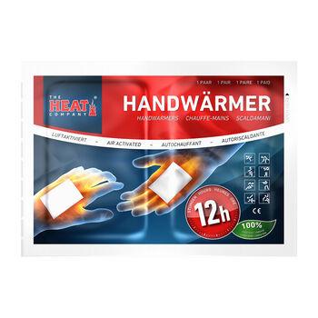 The Heat Company THC Easy kézmelegítőönmelegítő, 12+ óra fehér