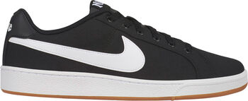Nike Court Royale Canvas férfi sneaker Férfiak fekete
