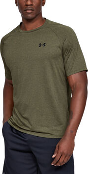 UNDER ARMOUR Ffi.-T-shirt Férfiak zöld