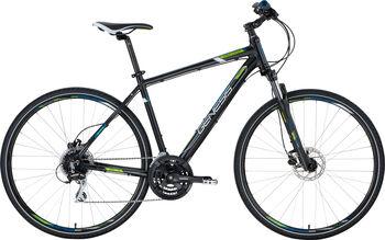 GENESIS Speed Cross SX 3.9 férfi kerékpár Férfiak fekete