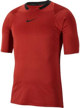 Nike AeroAdapt férfi póló Férfiak piros