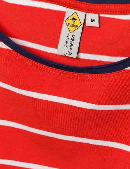 Summer Stripesnői ing