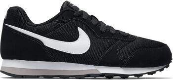 Nike MD Runner 2 (GS) gyerek szabadidőcipő fekete