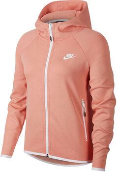 Nike Tech Fleece Cape női kapucnis felső Nők rózsaszín
