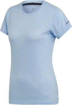 adidas W Tivid Tee női póló Nők kék