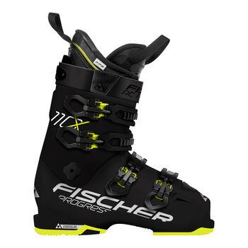Fischer Progressor 110X férfi sícipő Férfiak fekete