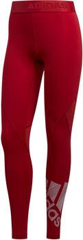 adidas Alphaskin L BOS Tight női nadrág Nők piros