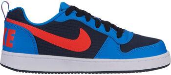 Nike Court Borough Low (GS) gyerek szabadidőcipő Fiú kék