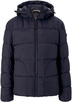 TOM TAILOR Campaign Puffer férfi kabát Férfiak kék