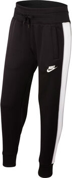 Nike G Nsw Heritage lány szabadidőnadrág fekete