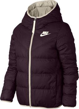 Nike Nsw Wr Dwn Fill Jkt női kabát Nők barna