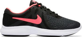 Nike Revolution 4 (GS) gyerek futócipő fekete