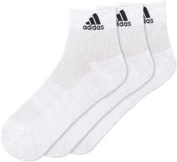 ADIDAS 3S Perf. Ankle C zokni (3pár) Férfiak fehér