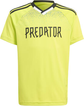 adidas  B A.R. PRED JSYKn. T-Shirt sárga
