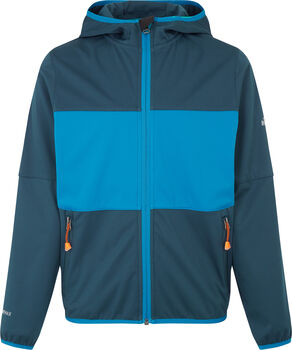 McKINLEY Clement jrs 5.8 fiú softshell kabát zöld