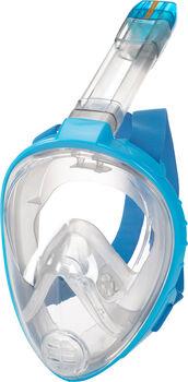 TECNOPRO FullFace Mask M9 C gyerek búvármaszk kék