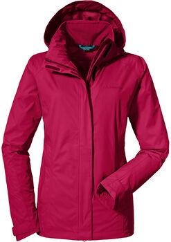SCHÖFFEL Easy L3 női túrakabát Nők rózsaszín