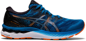 ASICS GEL-Nimbus 23 férfi futócipő Férfiak kék