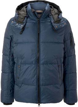 TOM TAILOR Heavy Puffer férfi kabát Férfiak kék