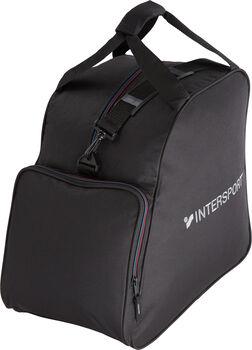 INTERSPORT TRIANGLE sícipőtartó táska fekete