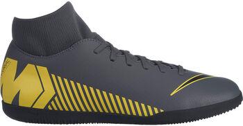 Nike Superflyx 6 Club IC felnőtt teremfocicipő Férfiak szürke