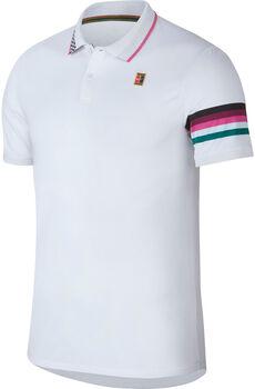 Nike Court AdvantageTennis Polo Férfiak fehér