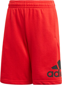 adidas JB BOS SHORT gyerek sort piros