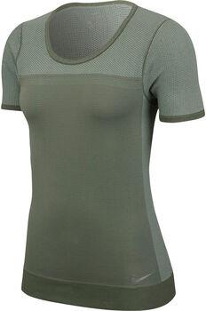 Nike Infinite SS női futópóló Nők zöld