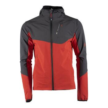 GTS softshell kabát szürke