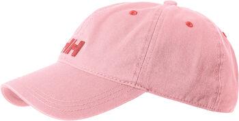 Helly Hansen Logo Cap baseballsapka rózsaszín