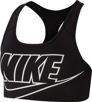Nike Swoosh Medium sportmelltartó Nők fekete