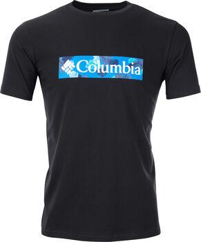 Columbia Rapid Ridge Graphic férfi póló Férfiak fekete