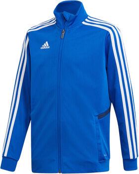 adidas TIRO19 TR JKTY gyerek hosszúujjú felső kék