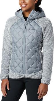 Columbia Techy Hybrid női fleece kabát Nők szürke