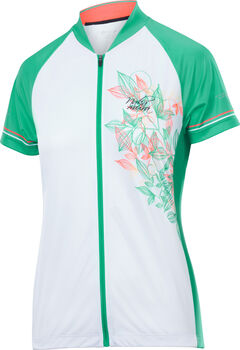 NAKAMURA  Női-Kerékp.trikóEmaldia Nők zöld