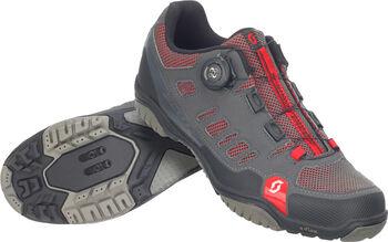 SCOTT Crus-R Boa férfi kerékpáros cipő Férfiak szürke