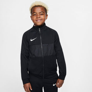 Nike CR7 Dri-FIT Soccer Track cipzáras felső Férfiak fekete