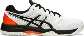 ASICS Gel-Dedicate 6 Clay férfi teniszcipő Férfiak fehér