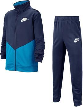 Nike Sportswear Core gyerek melegítő kék