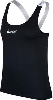 Nike Tank Elstka Hyp női top Nők fekete