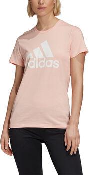 adidas  W BOS CO TEEnői póló Nők rózsaszín