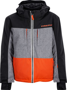 FIREFLY Quaterpipe Boys 10.10 fiú snowboardkabát fekete