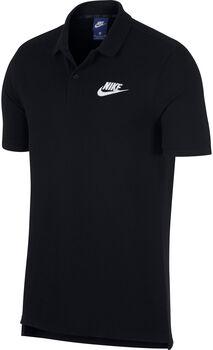 Nike Nsw Polo PQ Matchhu férfi póló Férfiak fekete