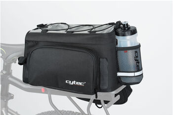 Cytec kerékpáros táska fekete