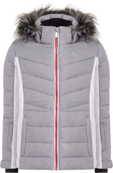 McKINLEY TwinPulsion Girls kabát, , Aquabase 5.5, szürke
