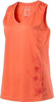 McKINLEY Active Cordelia női ujjatlan felső Nők narancssárga