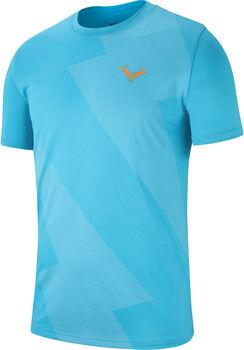Nike RafaTennis T-Shirt Férfiak kék